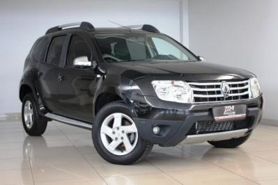RENAULT-DUSTER 20 D 4X2A